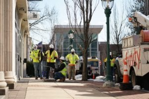 Comcast Partners with City of Chester to Revitalize Business Corridor