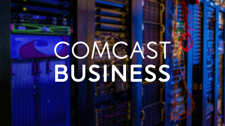 The Comcast Business logo