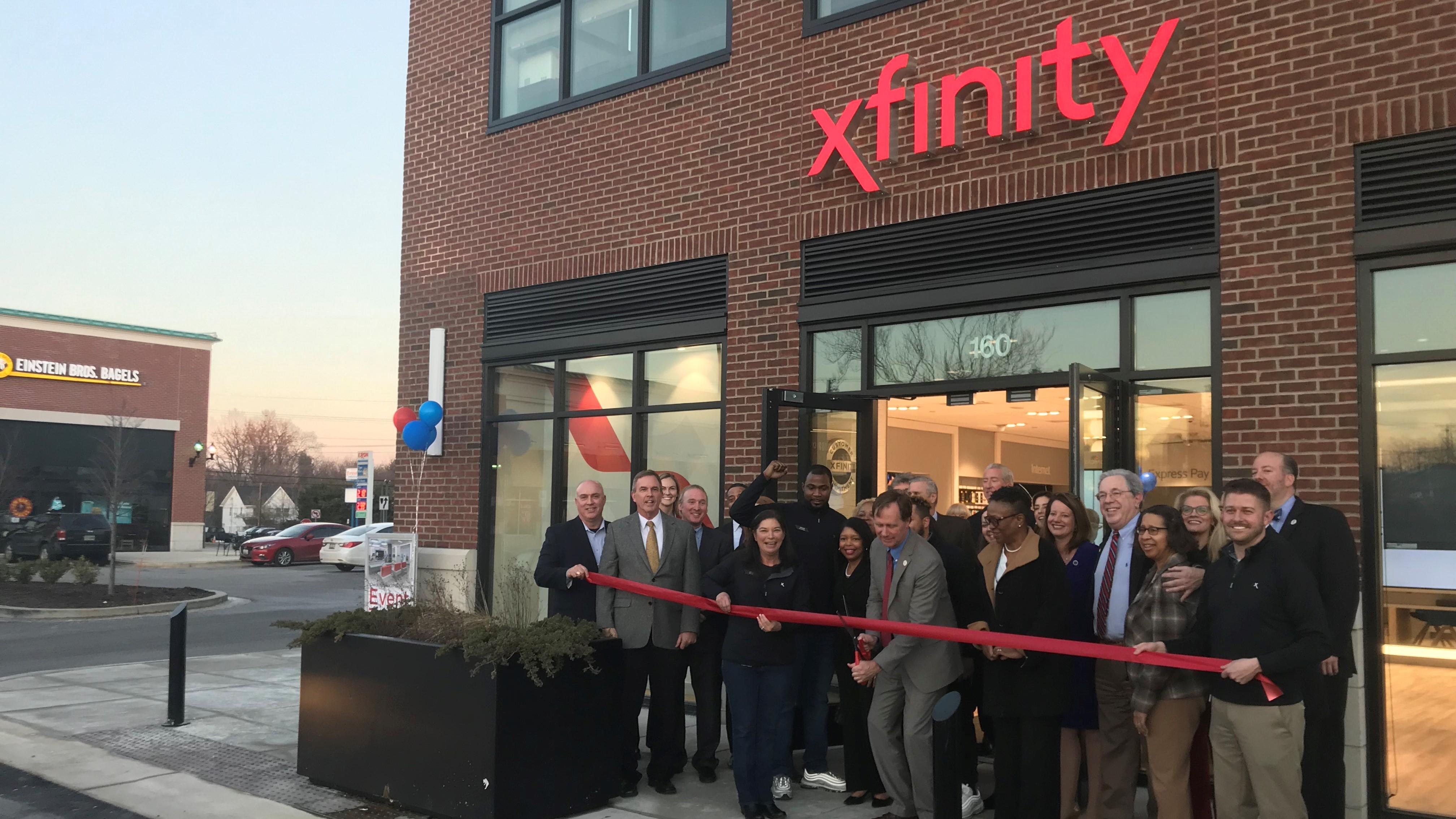 Annapolis Xfinity Store Exterior