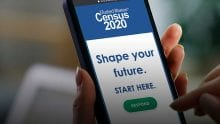 Census 2020. Shape your future. Start Here.