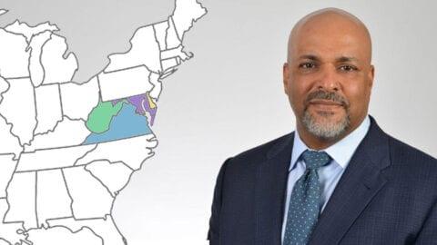 Michael Parker, Senior Vice President of Comcast's Beltway Region