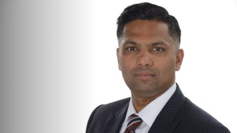 Dennis Mathew, Senior Vice President of the company's Western New England Region.
