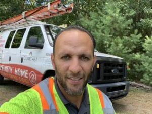 Our Voices: Meet Antolin, a Field Technician in Connecticut
