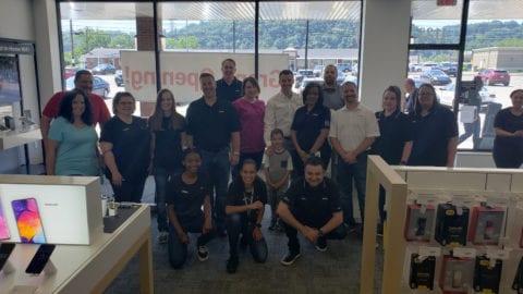 The Fox Chapel Xfinity Store team.