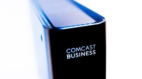Comcast Business gateway