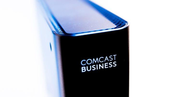 Comcast Business gateway