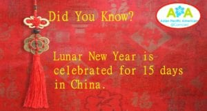 Lunar New Year trivia